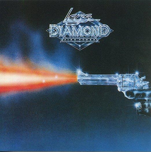 LEGS DIAMOND / レッグス・ダイアモンド / FIRE POWER