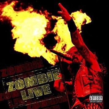 ROB ZOMBIE / ロブ・ゾンビ / ZOMBIE LIVE