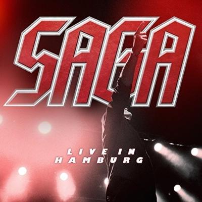 SAGA / サーガ / LIVE IN HAMBURG