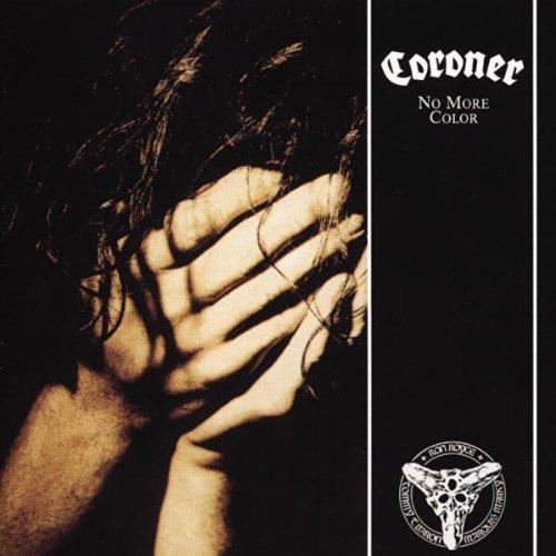 CORONER / コロナー / NO MORE COLOR <BLACK VINYL>