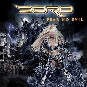 DORO / ドロ / FEAR NO EVIL<LILAC VINYL>