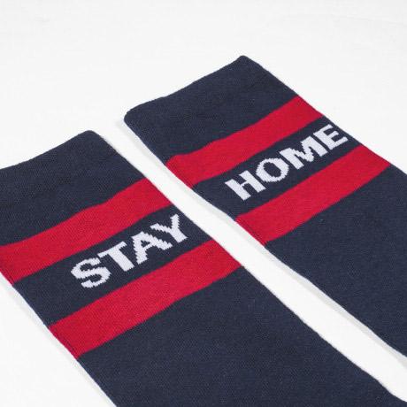 AMERICAN FOOTBALL / STAY HOME SOCKS