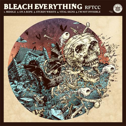 INTEGRITY / BLEACH EVERYTHING / SDK X RFTCC (LP)