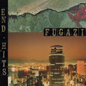 FUGAZI / フガジ / END HITS (帯・ライナー/歌詞日本語対訳付き)