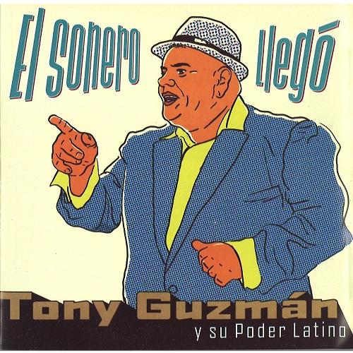 tony guzman y su poder latino トニー グスマン イ ス ポデール