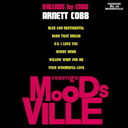 ARNETT COBB / アーネット・コブ / Ballads By Cobb(LP/200g/STEREO)