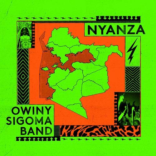 OWINY SIGOMA BAND / オウニー・シゴマ・バンド / NYANZA - LIMITED EDITION ORANGE VINYL