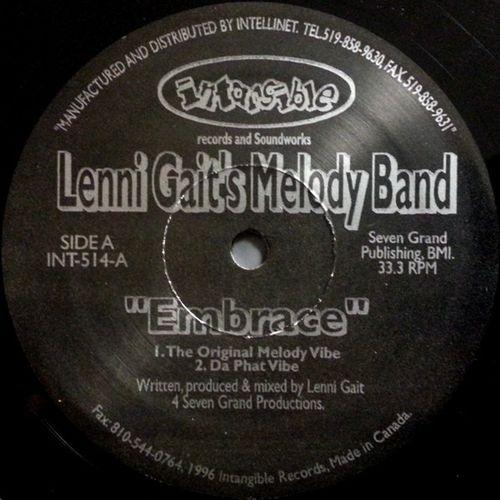 LENNI GAIT'S MELODY BAND / EMBRACE