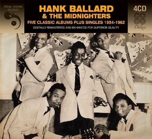 HANK BALLARD & THE MIDNIGHTERS / ハンク・バラード・アンド・ザ ...