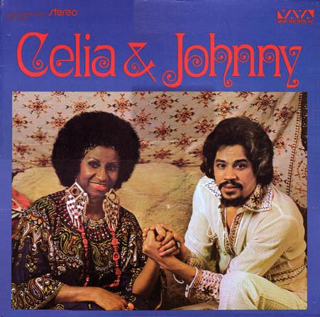 CELIA CRUZ & JOHNNY PACHECO / セリア・クルース & ジョニー・パチェーコ / CELIA & JOHNNY