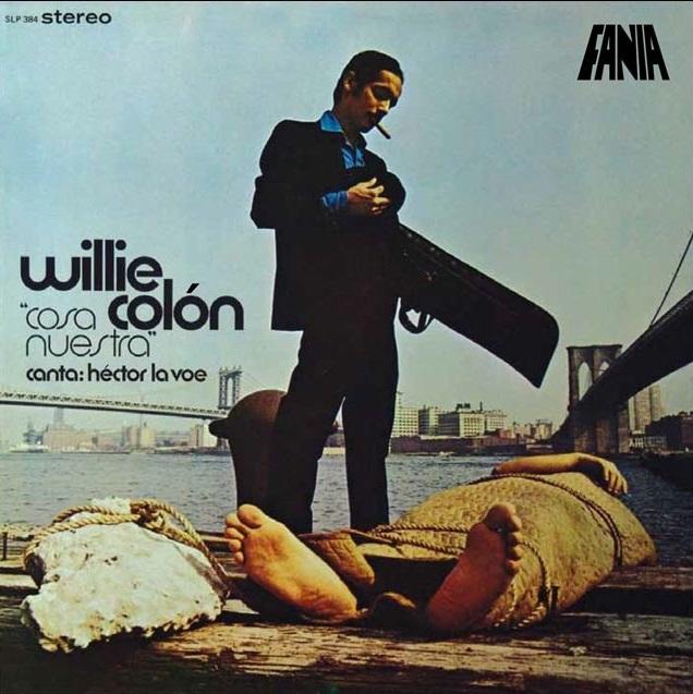 WILLIE COLON / ウィリー・コローン / COSA NUESTRA