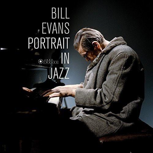 BILL EVANS / ビル・エヴァンス / Portrait in Jazz(LP)