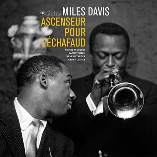 MILES DAVIS / マイルス・デイビス / scenceur Pour L'echafaud(LP)