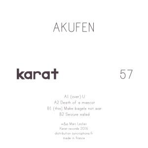 AKUFEN / アクフェン | diskunio...