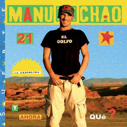 MANU CHAO / マヌチャオ / LA RADIOLINA