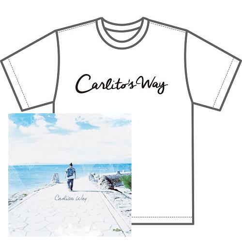 CHICO CARLITO / Carlito's Way★ディスクユニオン限定T-SHIRTS付セットSサイズ