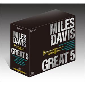 MILES DAVIS / マイルス・デイビス / MILES DAVIS GREAT 5 / マイルス・デイビス・グレート5