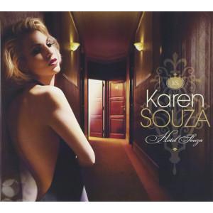 KAREN SOUZA カレン・ソウサ / Hotel Souza(LP)
