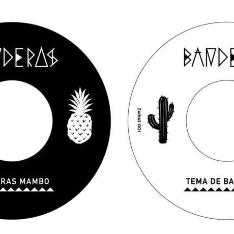 BANDERAS / バンデラス / TEMA DE BANDERAS/BANDERAS MAMBO / テーマ デ バンデラス/バンデラス マンボ