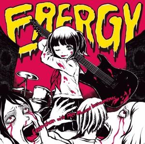 絵恋ちゃんと楽器 / バンドアレンジCD「ERERGY」