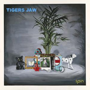 TIGERS JAW / タイガーズ・ジョウ / SPIN (LP)