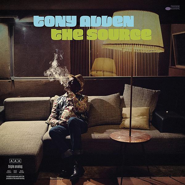 TONY ALLEN / トニー・アレン / THE SOURCE (JEWELCASE)