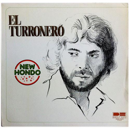 EL TURRONERO / エル・トゥロネーロ / ニュー・オンド