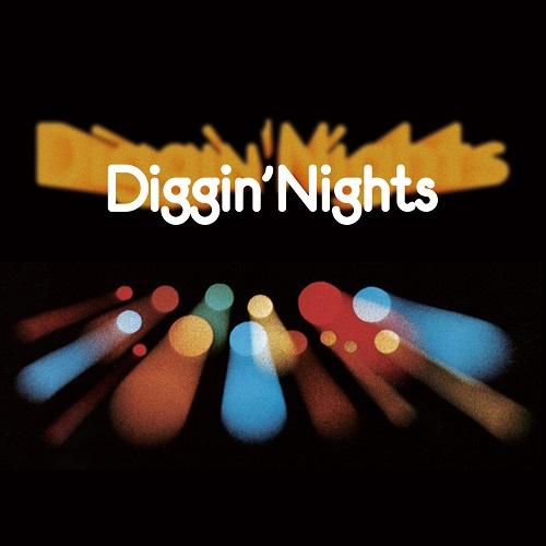 DJ MURO / DJムロ / DIGGIN' NIGHTS 【ディスクユニオン限定販売】