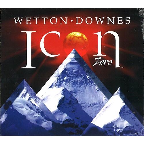 JOHN WETTON/GEOFFREY DOWNES / ジョン・ウェットン&ジェフリー・ダウンズ / ICON: ZERO - REMASTER