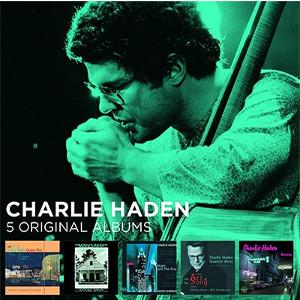 CHARLIE HADEN / チャーリー・ヘイデン / 5 Original Albums (5CD)