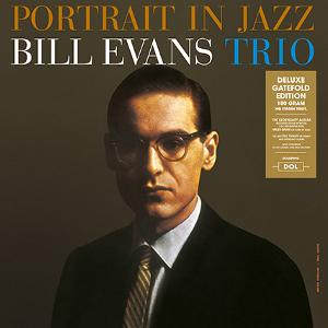 BILL EVANS / ビル・エヴァンス / Portrait In Jazz(LP/180g/Gatefold)