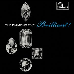 DIAMOND FIVE / ダイアモンド・ファイヴ / Brilliant!(LP/180g)