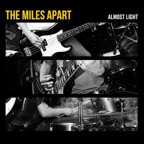 """MILES APART / マイルスアパート / ALMOST LIGHT (7"""")"""