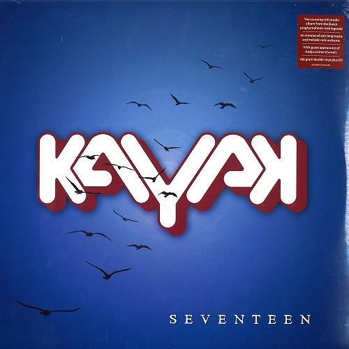 KAYAK / カヤック / SEVENTEEN: GATEFOLD 2LP+CD LIMITED VINYL - 180g LIMITED VINYL