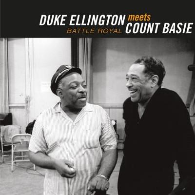 DUKE ELLINGTON / デューク・エリントン / Meets Count Basie Battle Royal + 7 Bonus Tracks