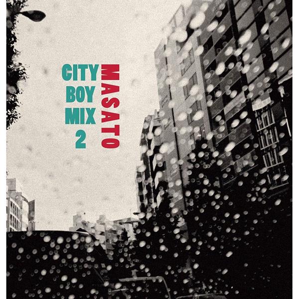 """DJ MASATO (KANDYTOWN) / CITY BOY MIX 2 """"CASSETE TAPE"""