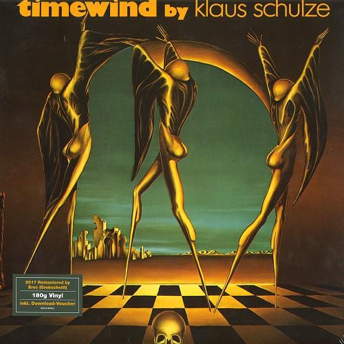 KLAUS SCHULZE / クラウス・シュルツェ / TIMEWIND - 180g LIMITED VINYL/2017 REMASTER