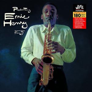 ERNIE HENRY / アーニー・ヘンリー / Presenting Ernie Henry(LP/180g)