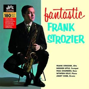 FRANK STROZIER / フランク・ストロジャー / Fantastic Frank Strozier(LP/180g)