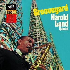 HAROLD LAND / ハロルド・ランド / Grooveyard(LP/180g)