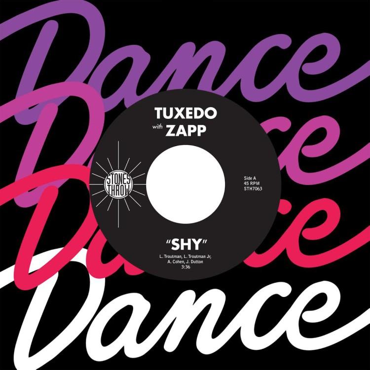 """TUXEDO with ZAPP / SHY """"7inch"""""""