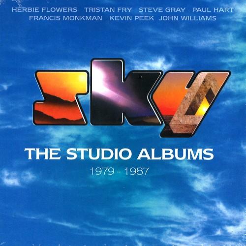 SKY (PROG/CLASSIC) / スカイ / THE STUDIO ALBUMS 1979-1987: 8 DISC CLAMSHELL BOXSET - 24BIT DIGITAL REMASTER