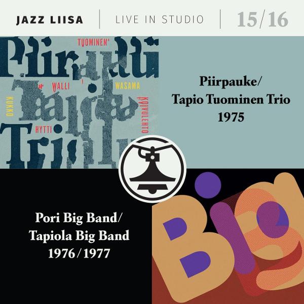 V.A. / オムニバス / Jazz-Liisa 15 & 16