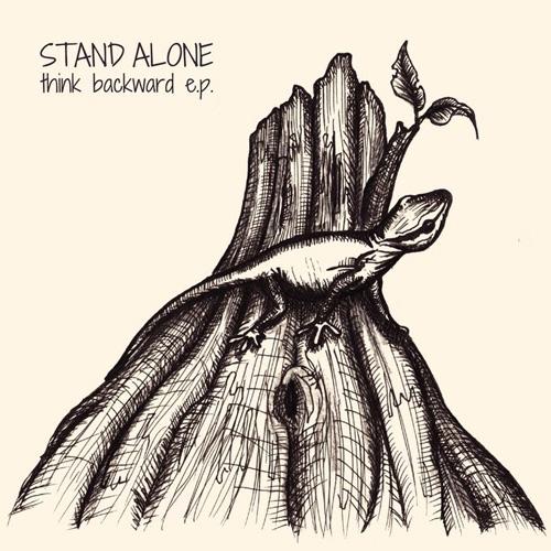 STAND ALONE (JPN/PUNK) / think backward e.p.