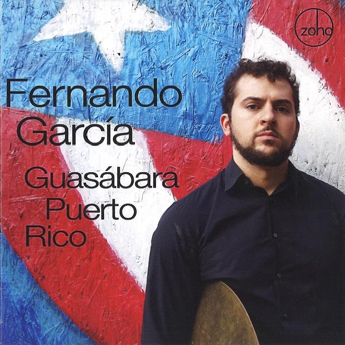 FERNANDO GARCIA / フェルナンド・ガルシア / GUASABARA PUERTO RICO