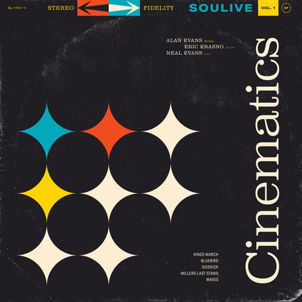 SOULIVE / ソウライヴ / Cinematics, Vol. 1