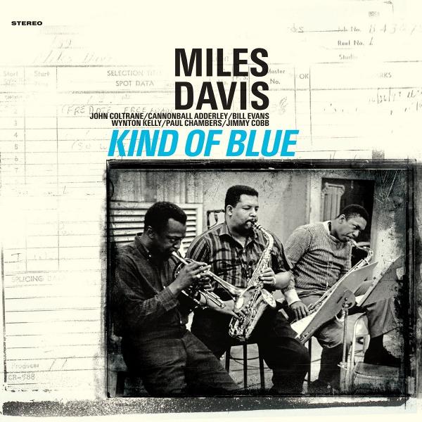 MILES DAVIS / マイルス・デイビス / Kind Of Blue(LP/180g)