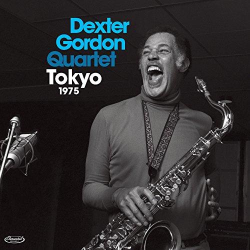 DEXTER GORDON / デクスター・ゴードン / TOKYO 1975 / トウキョウ1975