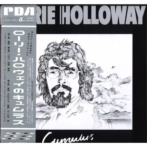 LAURIE HOLLOWAY / ローリー・ハラウェイ / CUMULUS / キュムラス
