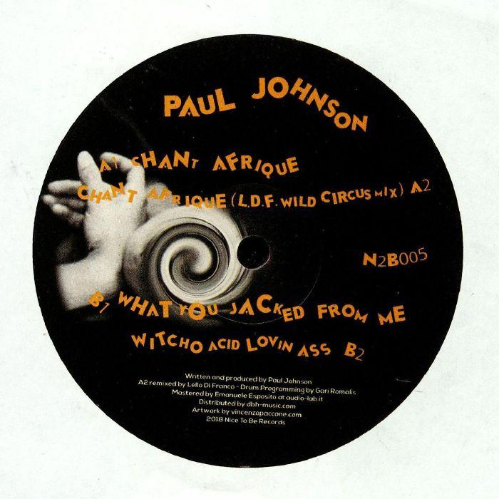 PAUL JOHNSON / ポール・ジョンソン(CHICAGO)商品一覧|SOUL / BLUES ...